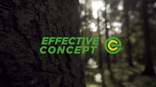 Effective Concept Video Poster
